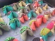 Фирменные песочные печенья с нанесением логотипа! Астана!